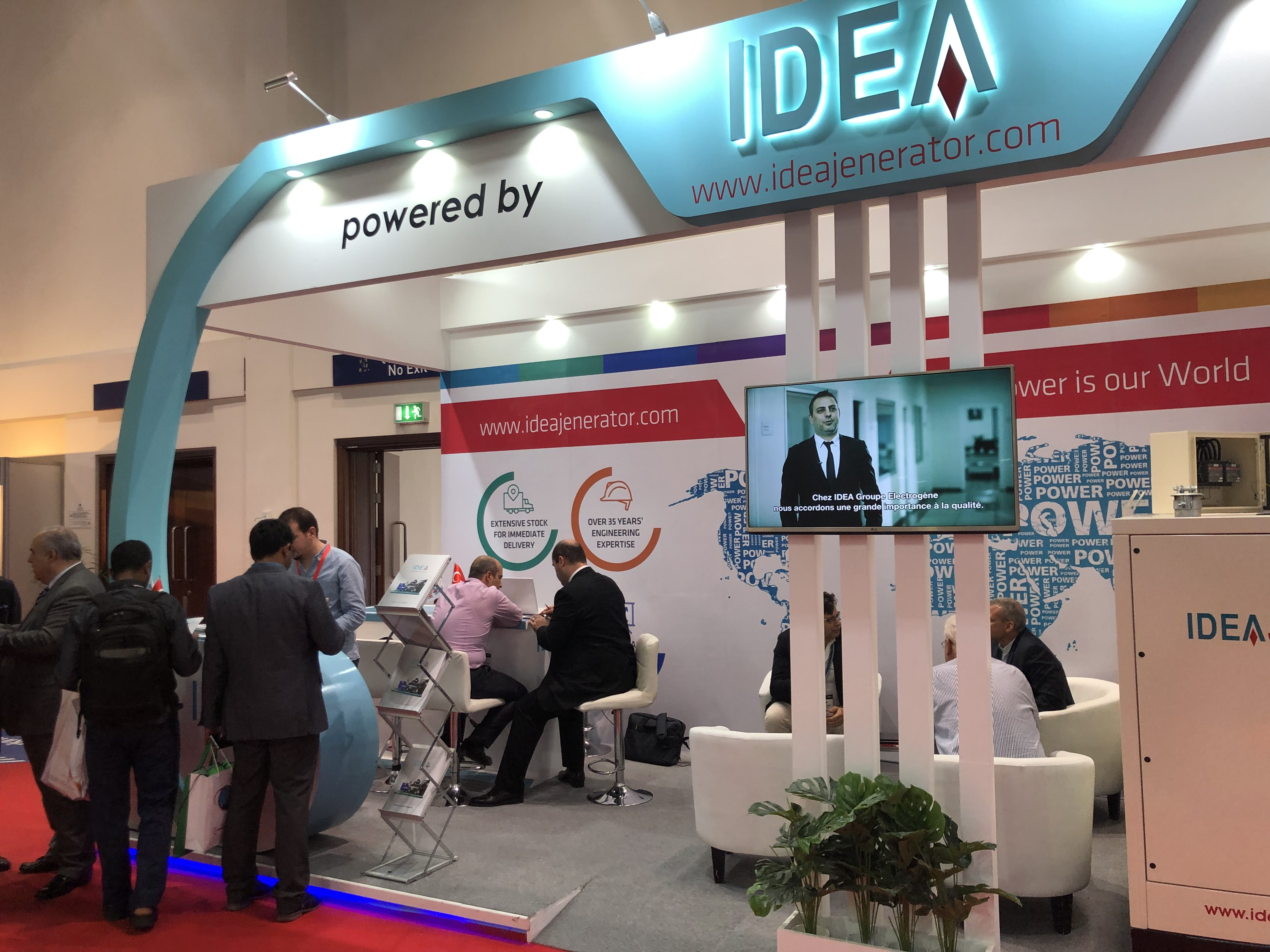 MIDDLE EAST ELECTRICITY EXHIBITION 2019